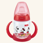 NUK Disney Mickey Mouse First Choice Learner Bottle 150ml with Temperature Control