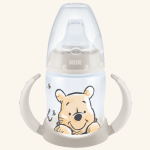 NUK Disney Winnie the Pooh First Choice Learner Bottle with Temperature Control 150ml
